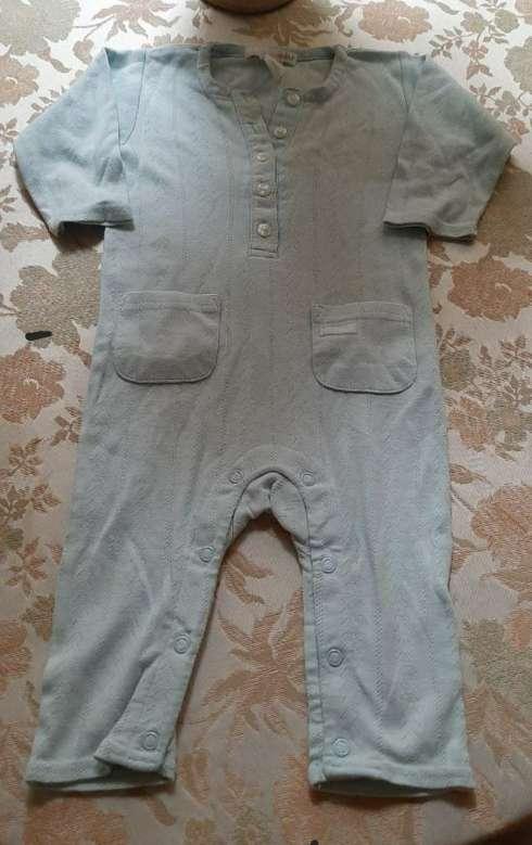 Imagen Pijama Azul Hidalgo&M Nuevo 62cm