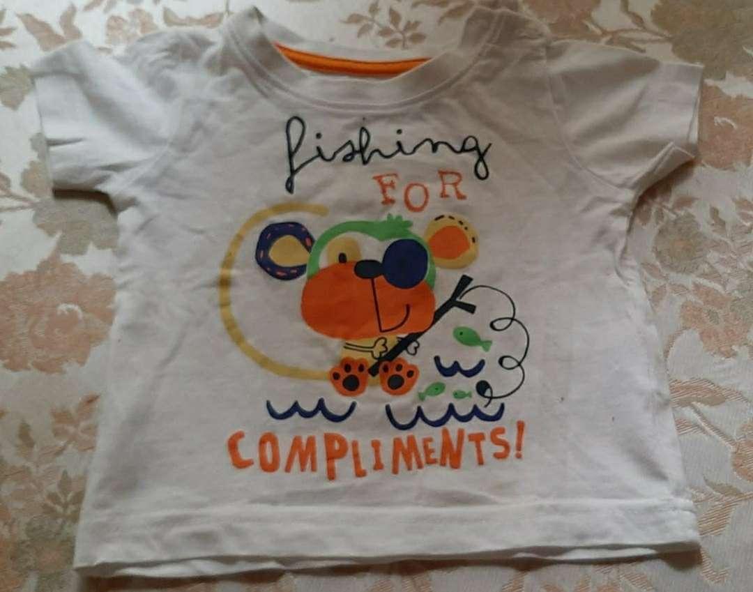 Imagen Camiseta Mono Primark 68cm