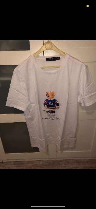 Imagen Camiseta oso Ralph Lauren nueva