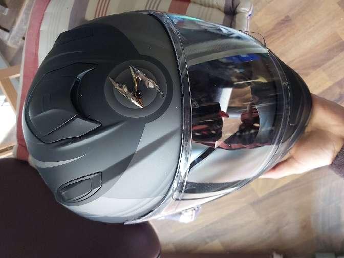 Imagen casco de moto