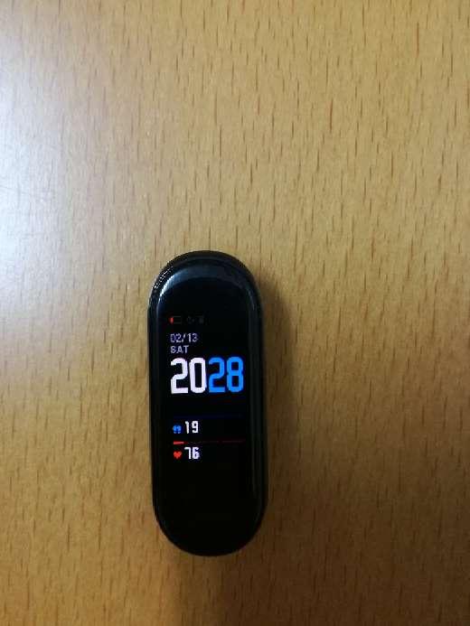 Imagen producto Xiaomi Mi Smart Band 4 1