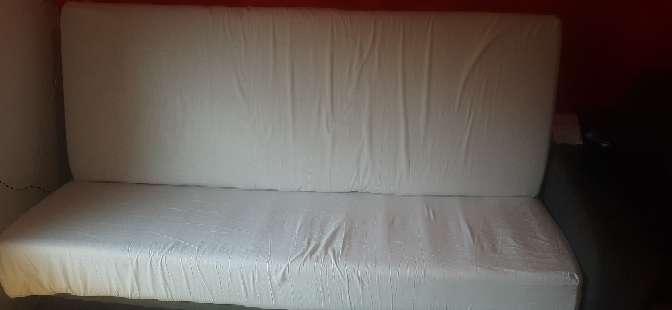 Imagen sofa cama+colchones