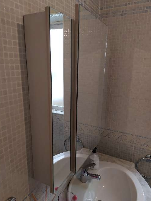 Imagen producto Armario espejo de baño 4