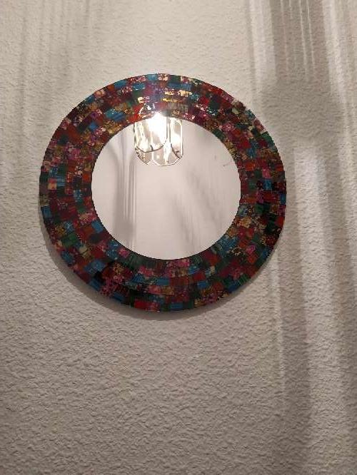Imagen producto Espejo de pared pequeño 1