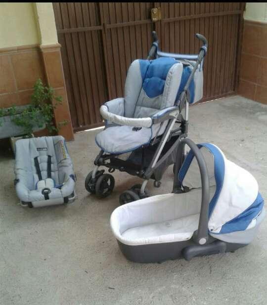 Imagen carro para bebé