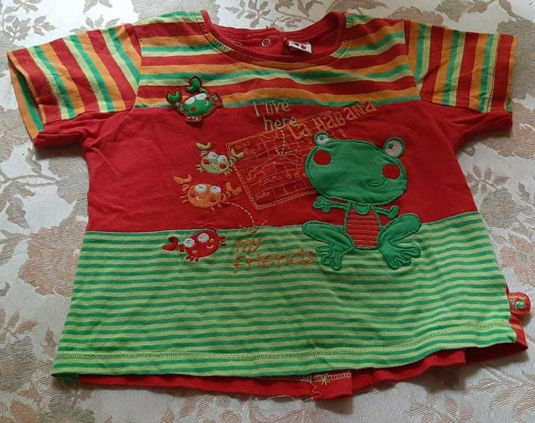 Imagen Camiseta Rana Tuc Tuc 74cm