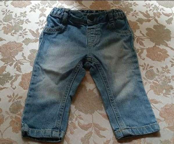 Imagen pantalón Vaquero Niña C&A 74cm