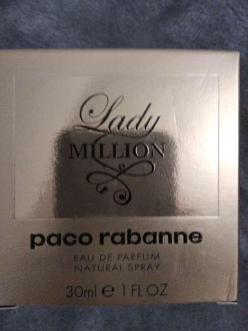 Imagen producto Perfume lady millón Paco Rabanne 1