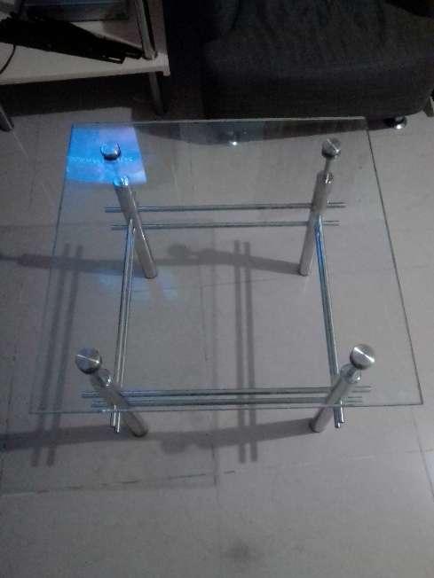 Imagen mesa de acero inoxidable