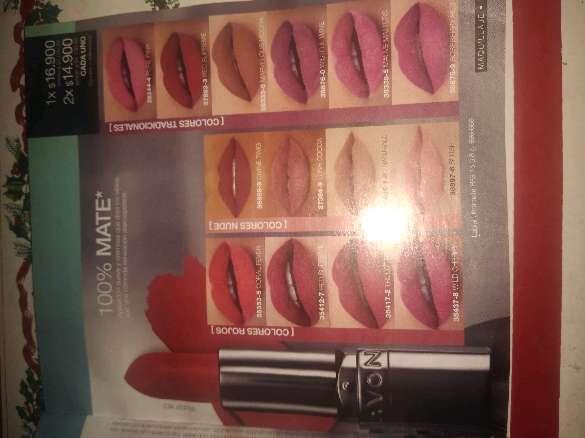 Imagen producto Vendo Avon Hermosos labiales  4