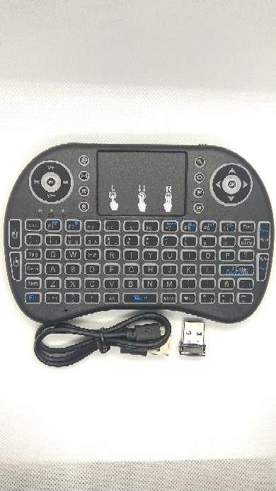 Imagen mini teclado backlit (keyboard) Retroiluminado