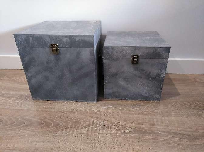 Imagen producto 2 cajas decorativas  2