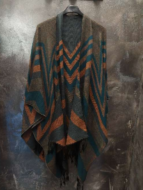 Imagen producto Poncho mujer 1