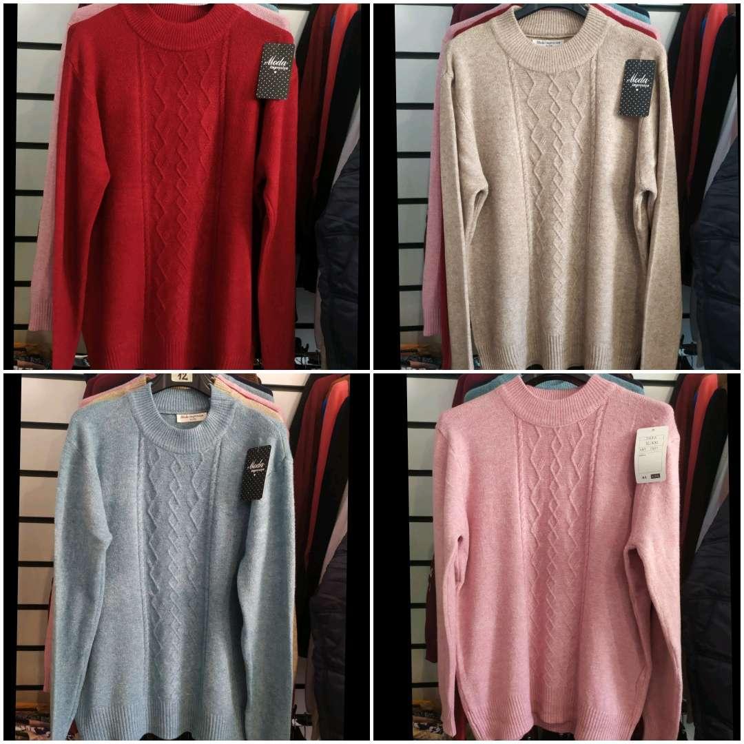 Imagen jerseys mujer varios colores