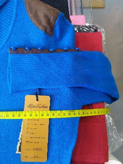 Imagen producto Jersey cuello alto / largo 2