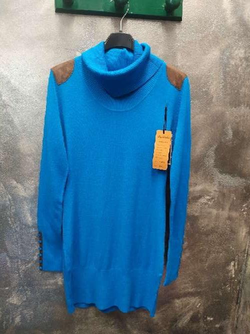 Imagen jersey cuello alto / largo