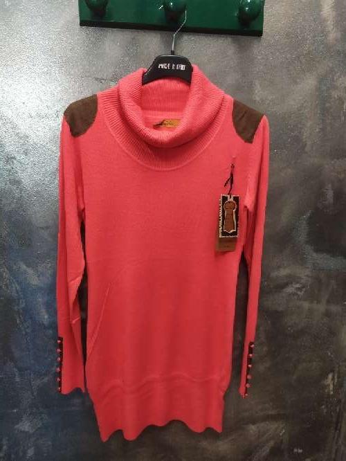Imagen producto Jersey cuello alto / largo 3