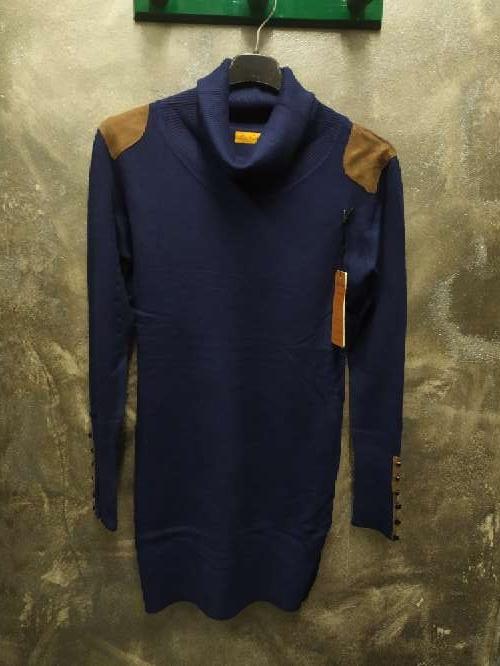 Imagen producto Jersey cuello alto / largo 4