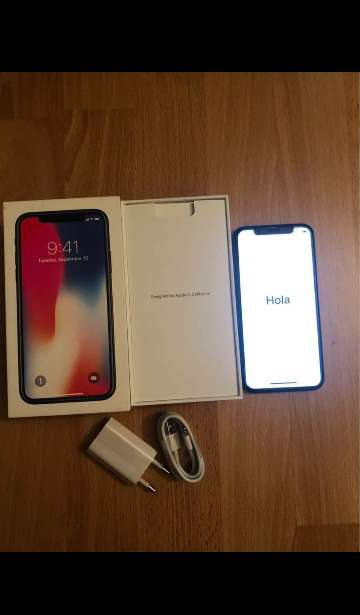 Imagen producto Iphone xs  6
