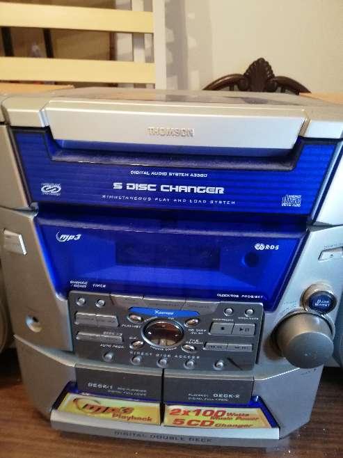 Imagen producto Equipo de música Samsung 3