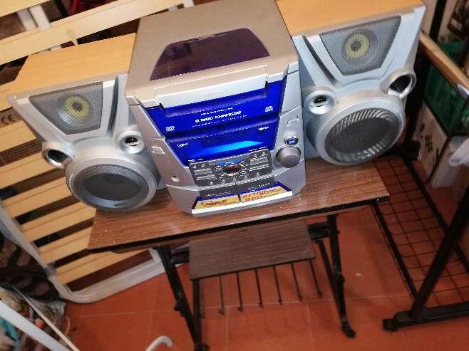 Imagen Equipo de música Samsung