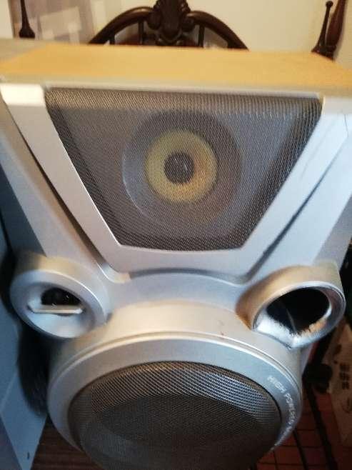 Imagen producto Equipo de música Samsung 7