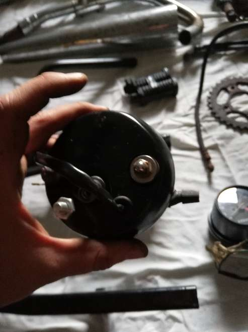 Imagen producto Velocímetro y tacometro  2