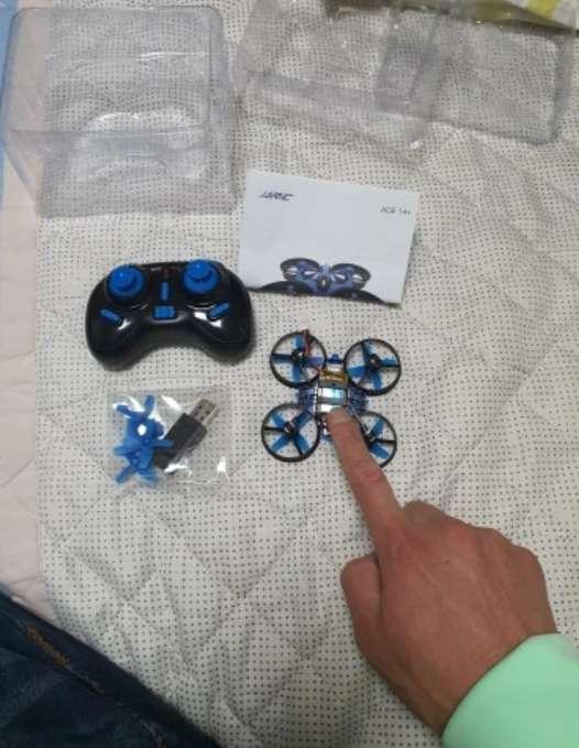 Imagen Mini dron perfecto