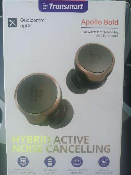 Imagen producto Vendo auriculares Tronsmart Apollo bold. 1