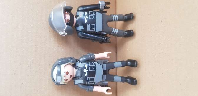 Imagen Swat playmobil