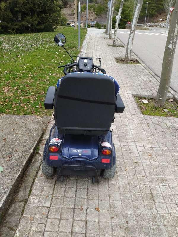 Imagen Scooter eléctrico