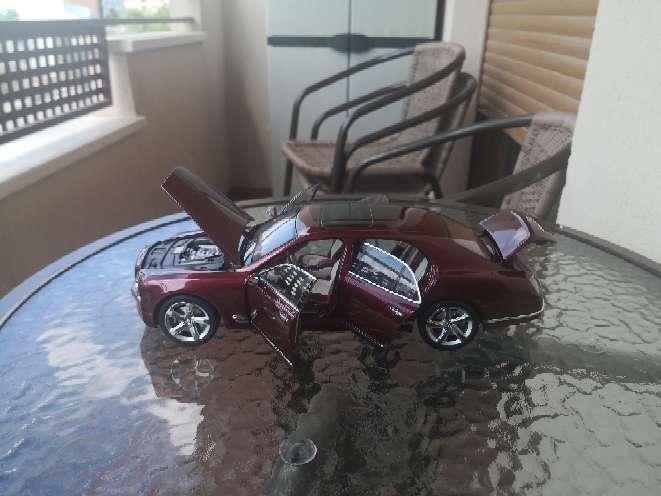 Imagen producto Coche a escala 1/18 Bentley kyosho 5