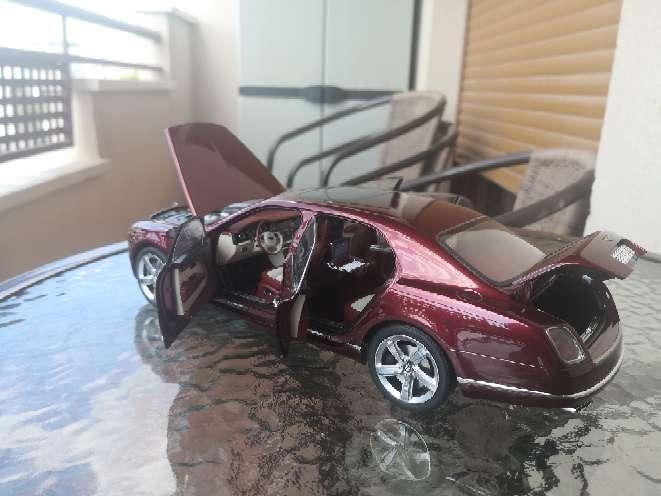 Imagen producto Coche a escala 1/18 Bentley kyosho 6