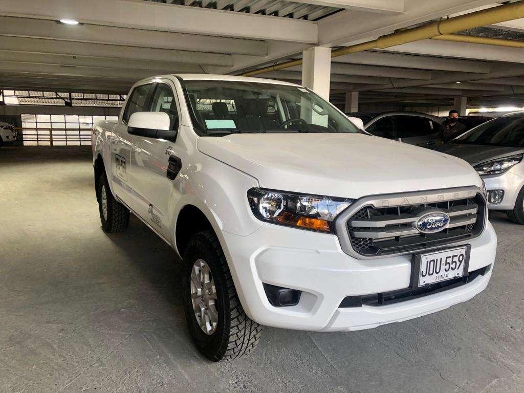 Imagen Precio especial negociable ford ranger 2021 nueva 0 km pública o particular