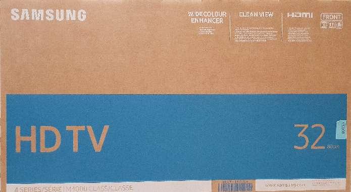 Imagen producto Samsung HD TV M4000 32