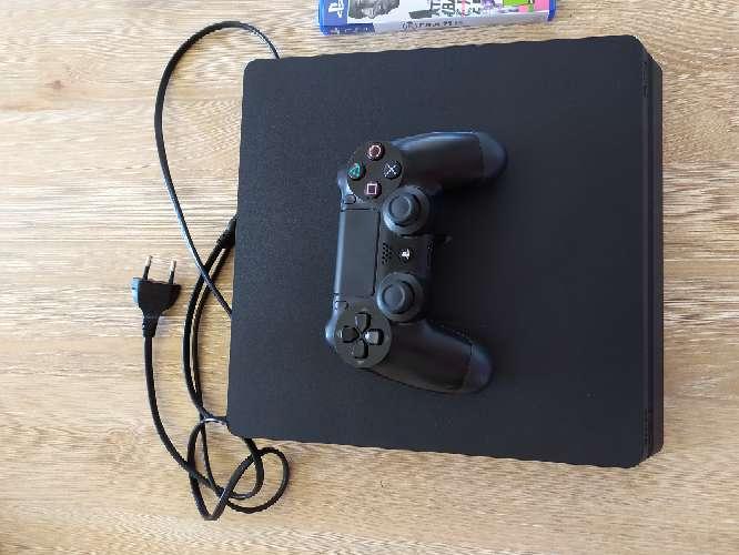 Imagen PS4 Slim + 3 JUEGOS