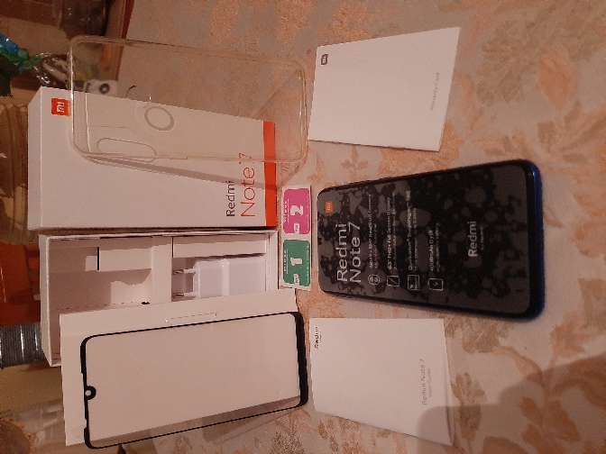 Imagen producto Teléfono Redmi Note 7 Xiaomi  6