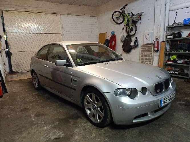 Imagen BMW 316ti  kit m3