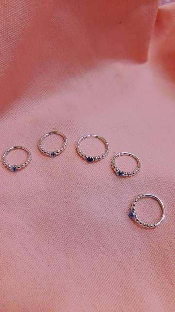 Imagen anillos pandora nuevos