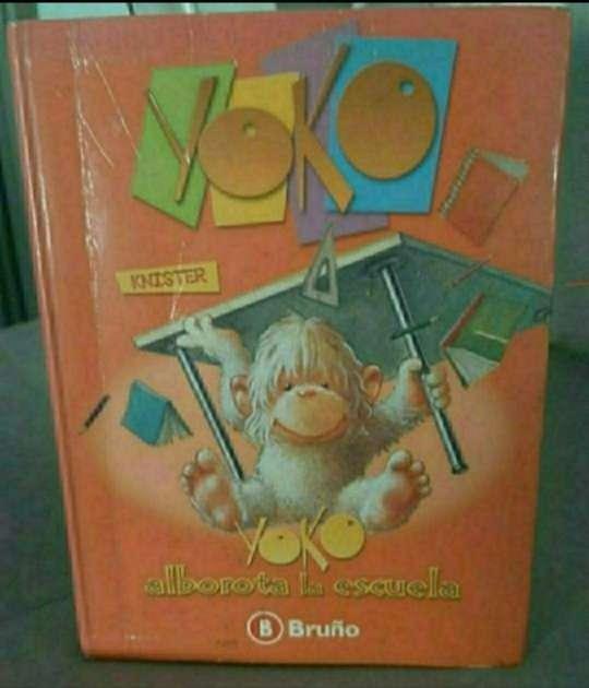 Imagen Libro YOKO alborota la escuela