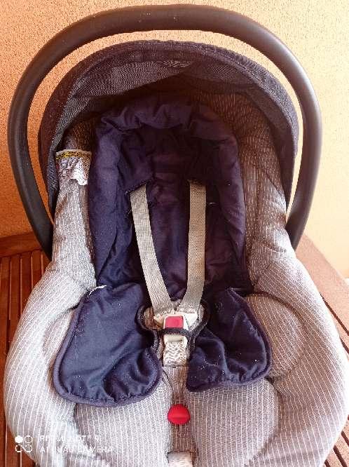 Imagen maxicosi bebé confort