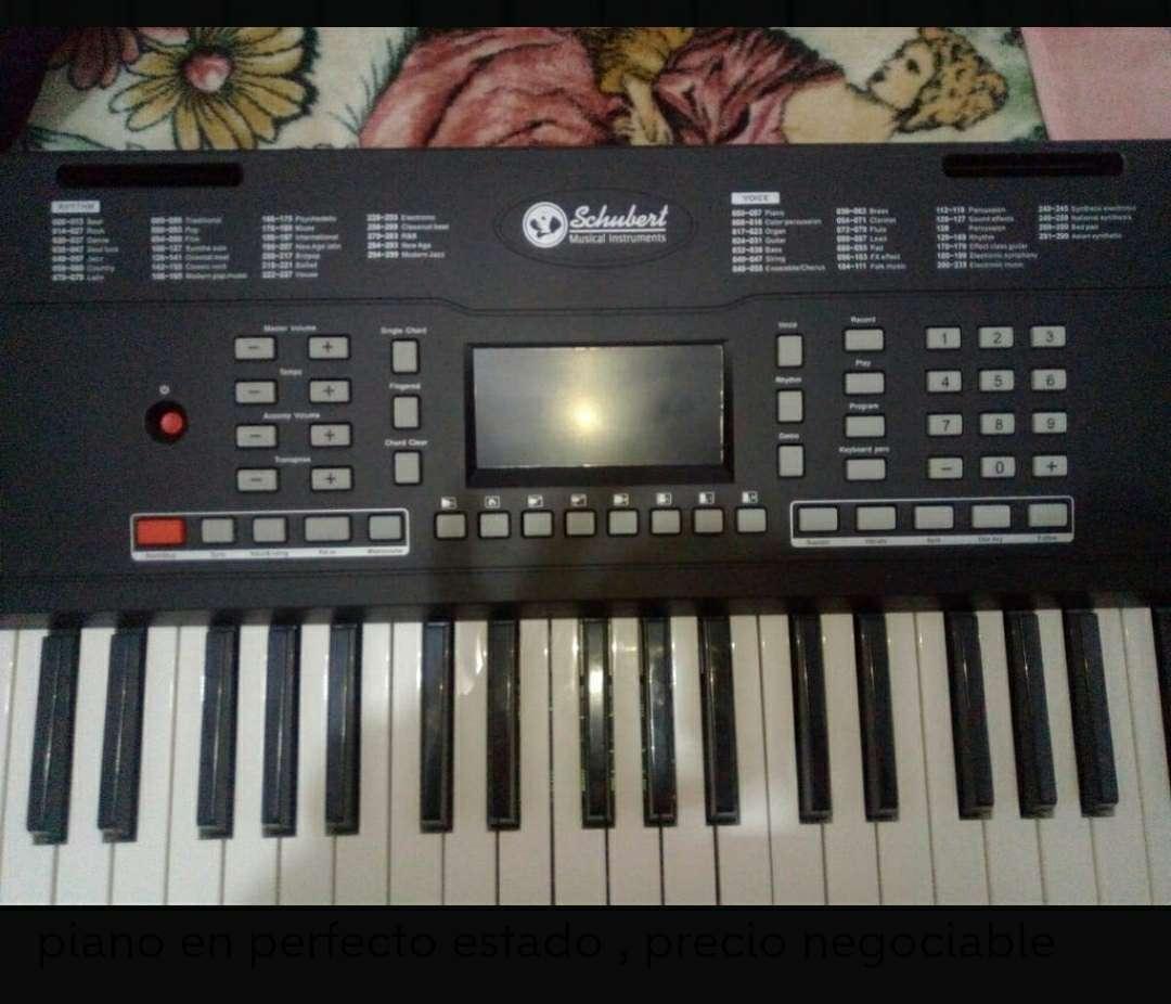 Imagen piano Schubert