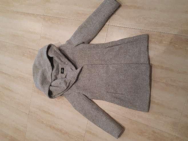 Imagen chaqueta gris