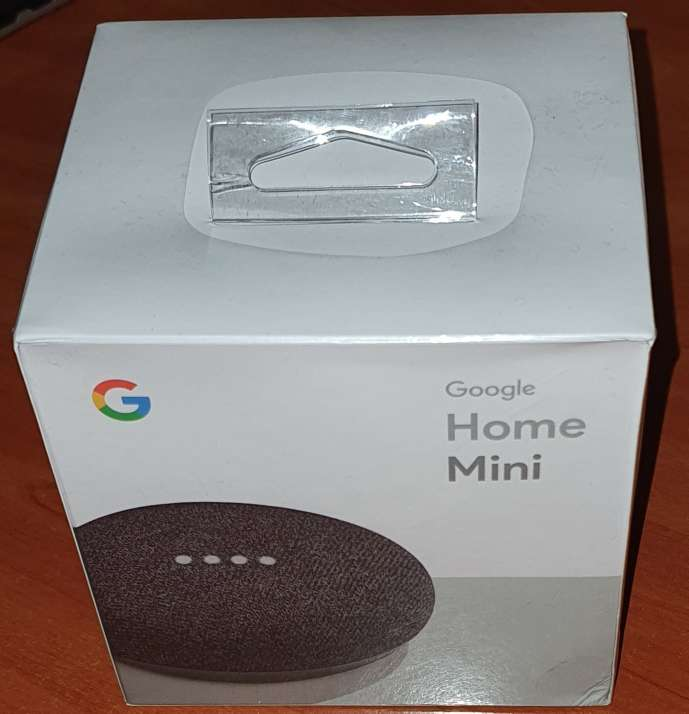 Imagen producto Altavoz Bluetooth Google Home Mini - Negro 3
