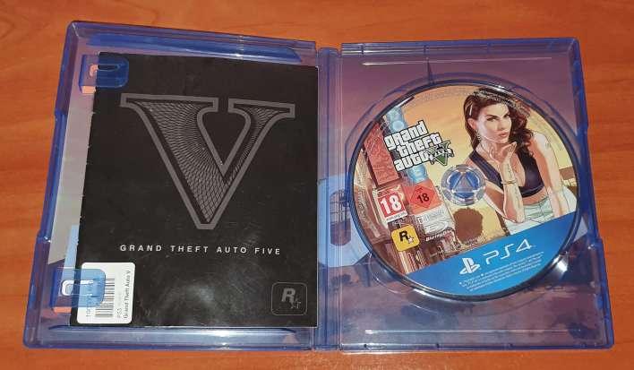 Imagen producto Grand Theft Auto V (GTA V) (PS4) 2
