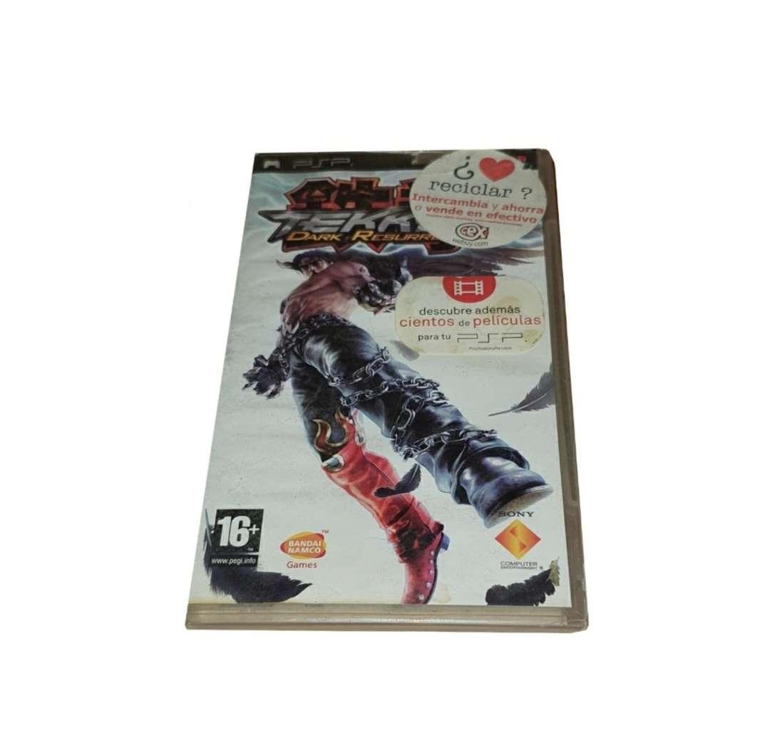 Imagen producto Tekken Dark Resurrection, Videojuego Para PSP 1