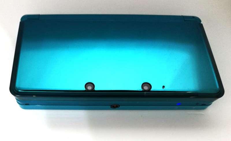 Imagen producto Videoconsola Nintendo 3DS Azul Con Caja Original 6
