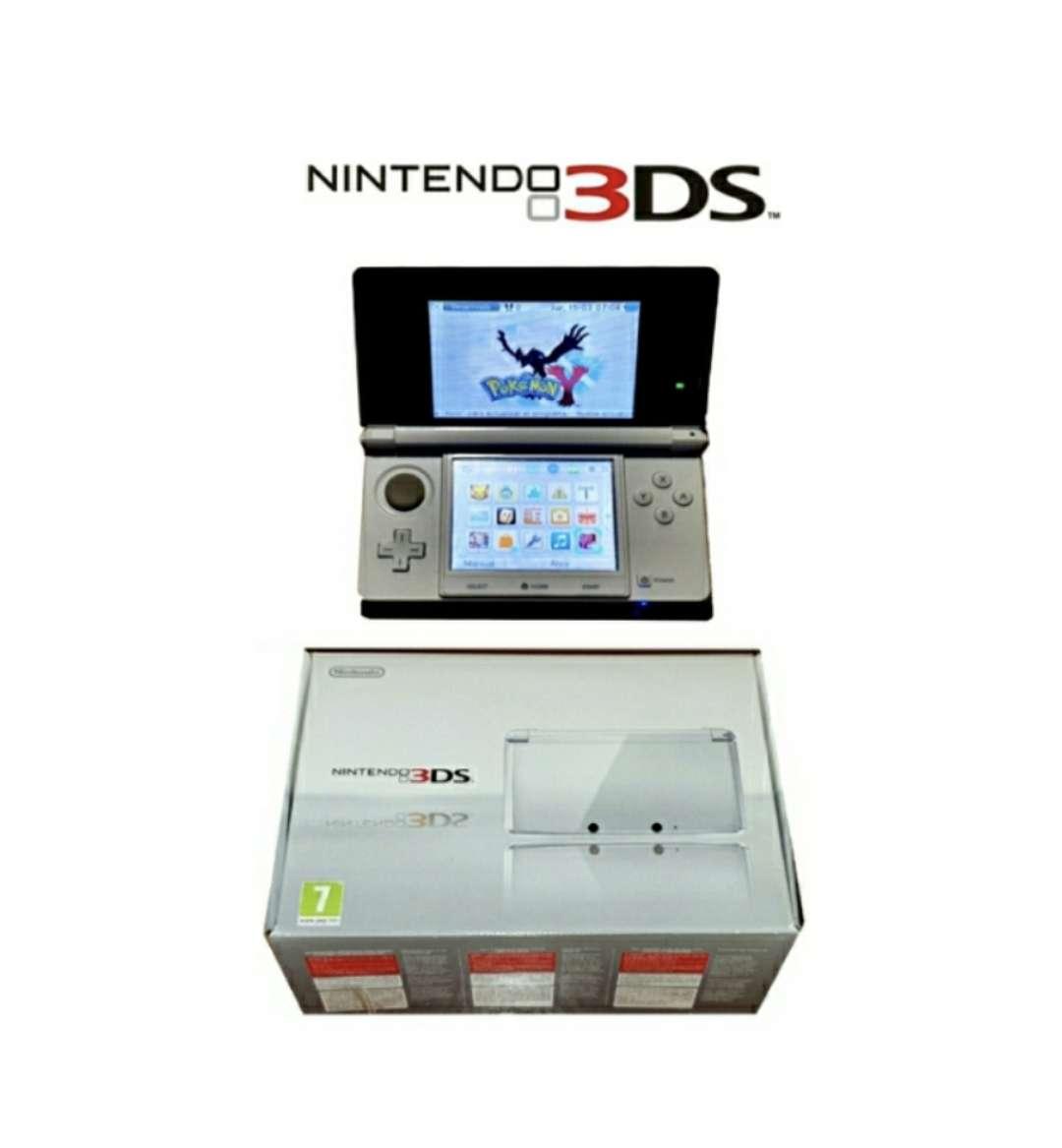 Imagen Videoconsola Nintendo 3DS Blanca Con Caja Original