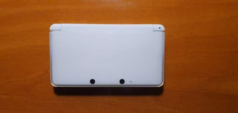 Imagen producto Videoconsola Nintendo 3DS Blanca Con Caja Original 6