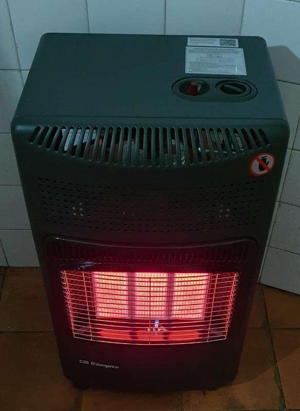 Imagen producto Estufa De Gas Butano, Cerámica, 4200 W, 3 Niveles. 4